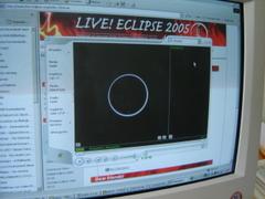 Gambar-3. Live Eclipse - 2