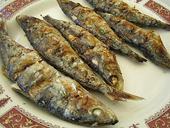 Sardinas - photo by Praise of Sardines