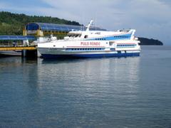 Kapal Pulo Rondo