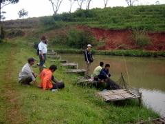 Kolam Pemancingan