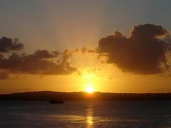 Sunset di Saumlaki