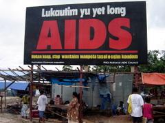 Baleho AIDS