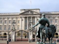Buckingham dan The London Eye