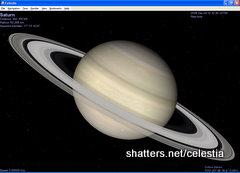 Saturnus di Celestia