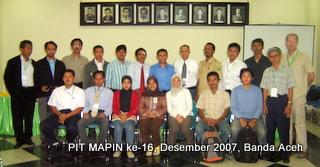 PIT MAPIN ke-16 Banda Aceh