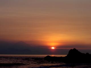 Sunset @ Krandangan