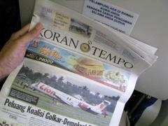 Berita Koran Tempo