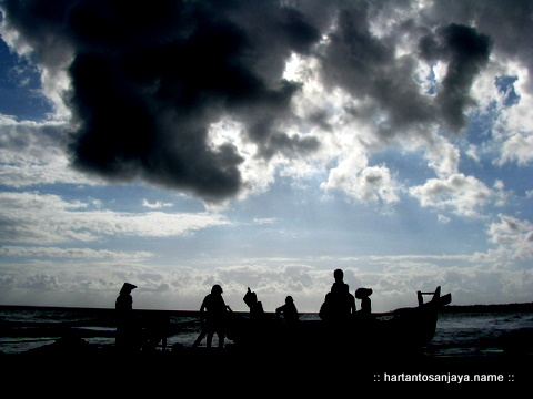 Pantai Baluk Rening, Jembrana, Bali