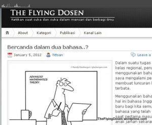 The Flying Dosen