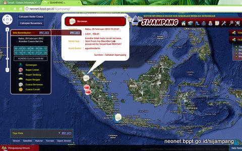 Partisipasi publik untuk wilayah Nusantara