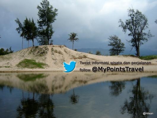Follow @MyPointsTravel untuk Informasi Perjalanan Wisata