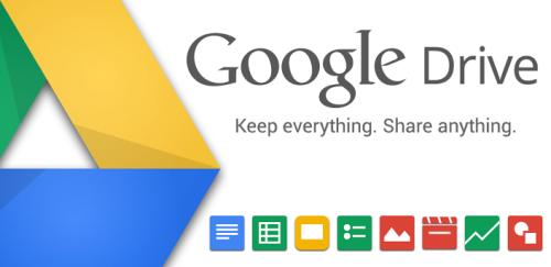 Caring - Mengubah folder Google Drive di PC