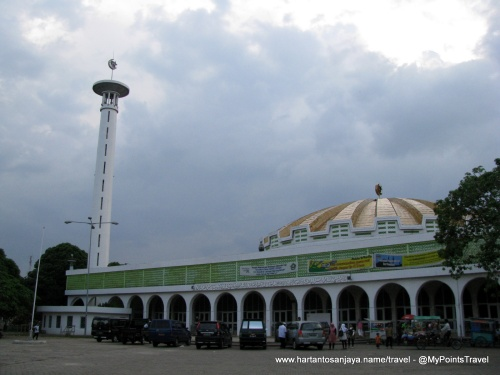 Masjid Taqwa Metro dalam Kenangan
