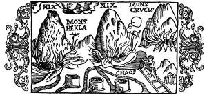 Sumber: Olaus Magnus Historia om de nordiska folken.