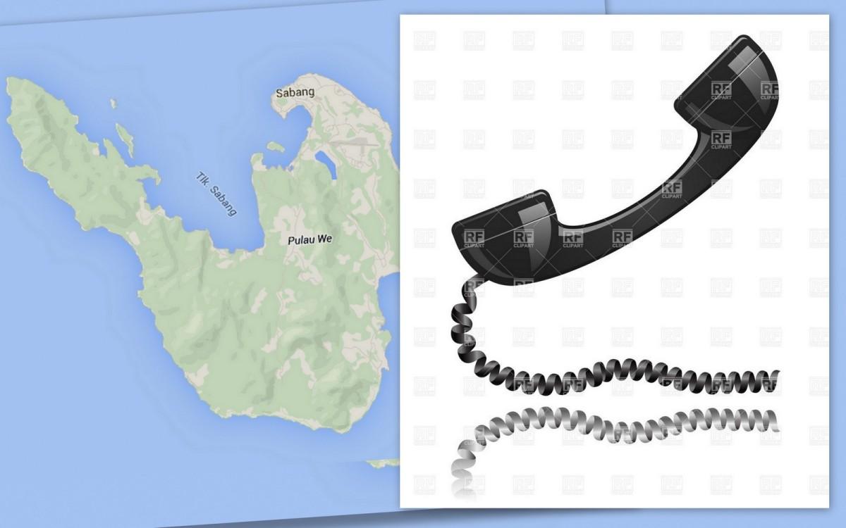 Telepon Hantu Dari Sabang
