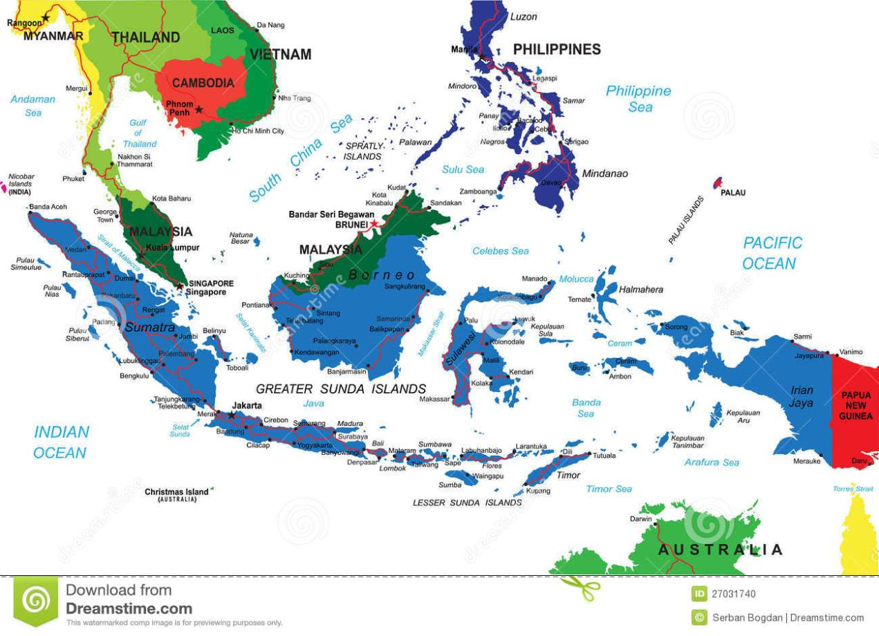 Mewarnai Indonesia
