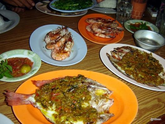 Masakan ala Manado di Jayapura...!