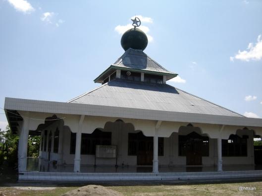 Masjid di Distrik Arso