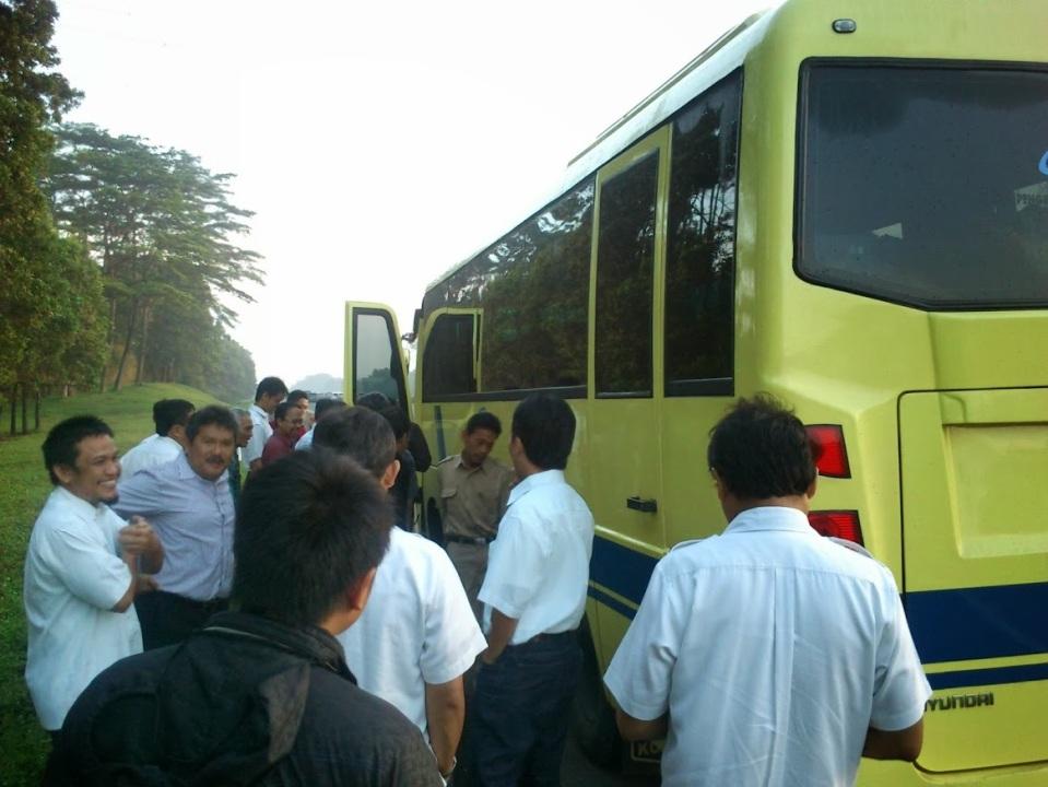 Bus Jemputan BPPT